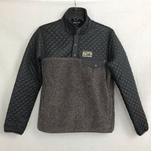 Rare Patagonia Vintage-Inspired Re-Tool Pullover